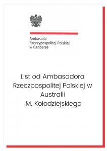 list od Ambasadora thumbnail