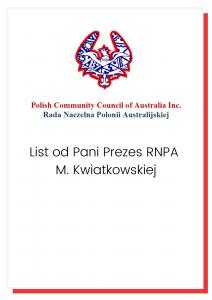 list od Pani Prezes RNPA thumbnail